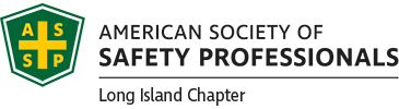 ASSP Long Island Chapter Logo